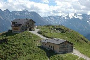5x leukste berghutten van de Alpen