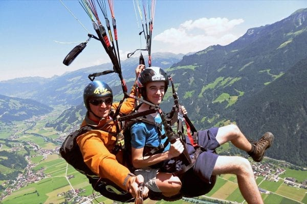 Zomer Outdoor Experience Zillertal