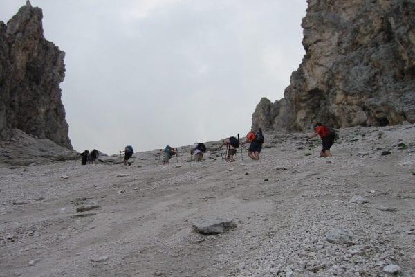 Adelaarsroute door de Lechtaler Alpen