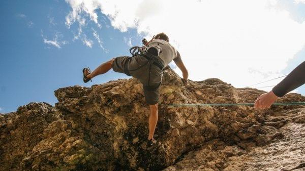 Basiscursus klimmen Gardameer