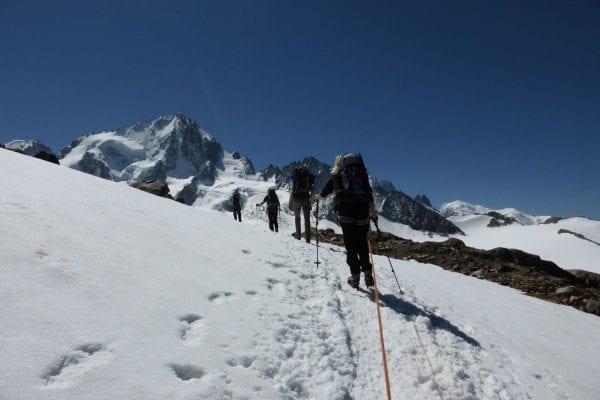 Haute route Chamonix – Zermatt