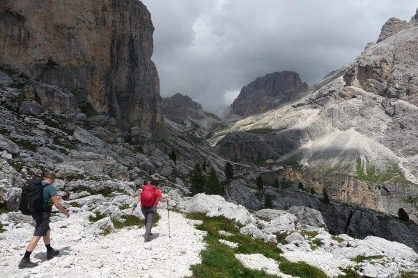 Rosengarten & Langkofel Trekking