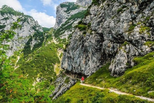 Zugspitze Familietrekking