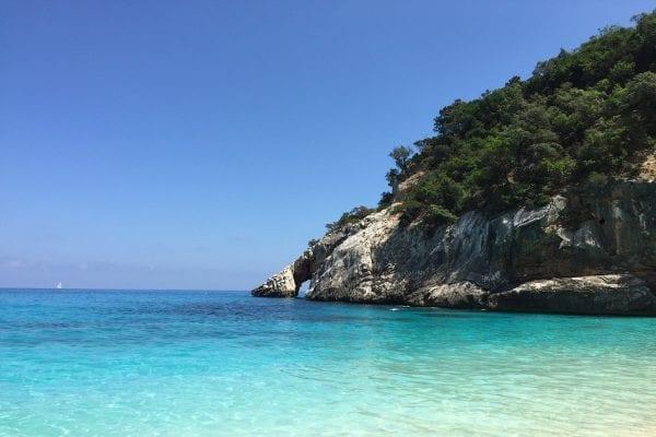 Oostkust van Sardinië