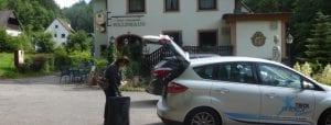 Tip: overnachtingshotel Waldhaus in Mespelbrunn
