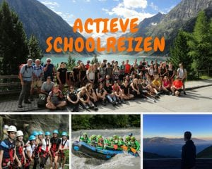 Sportieve schoolreis Oostenrijk