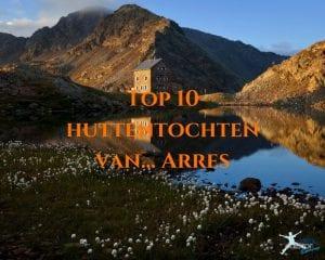 Top 10 huttentochten van... Arres