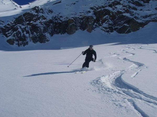 Combicursus tiefschnee & tourskiën Silvretta