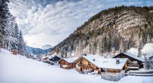 Nieuw bij Tirol Outdoor: Skichalets