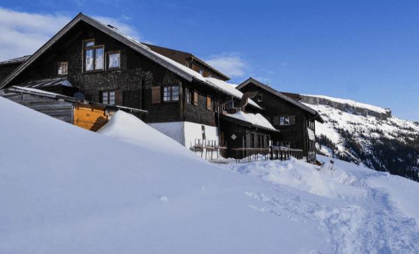 cursus sneeuwschoenwandelen