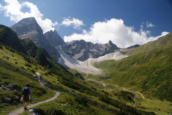 Van de Brenner naar Merano