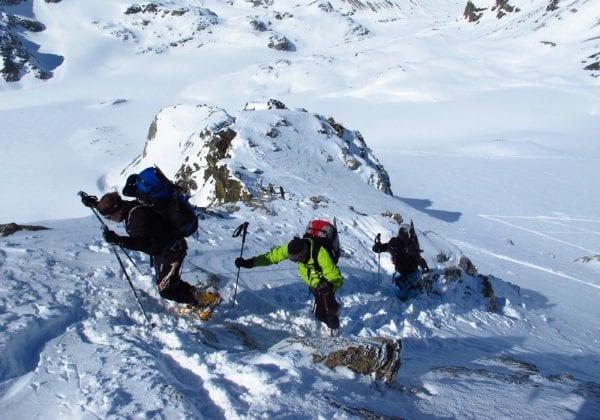 Silvretta Haute Route