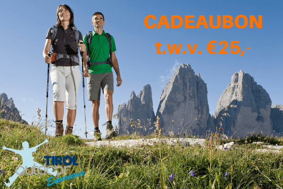 Cadeaubon Tirol Outdoor Experience