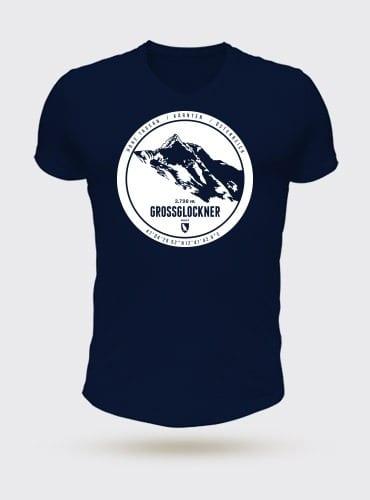 T-shirt Grossglockner