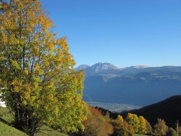 Cammino di San Romedio – Van Pfelders naar San Romedio