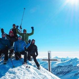 Actieve wintersportreizen