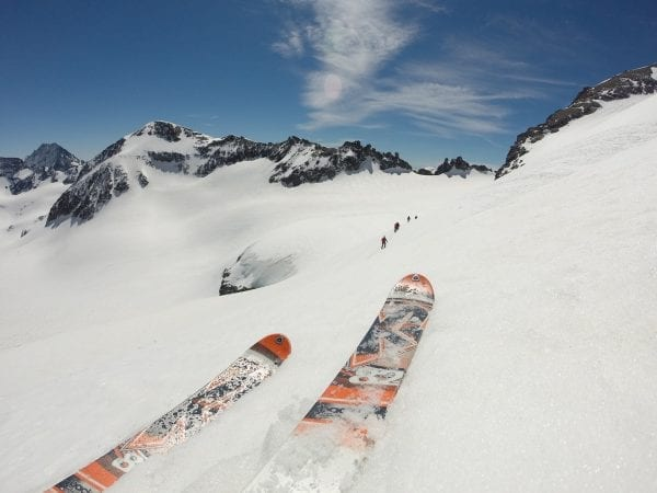Haute Route van Chamonix naar Zermatt