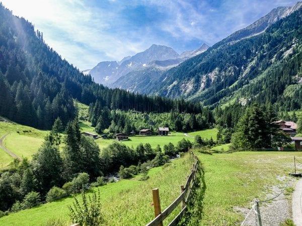 Wandelreis Zillertal