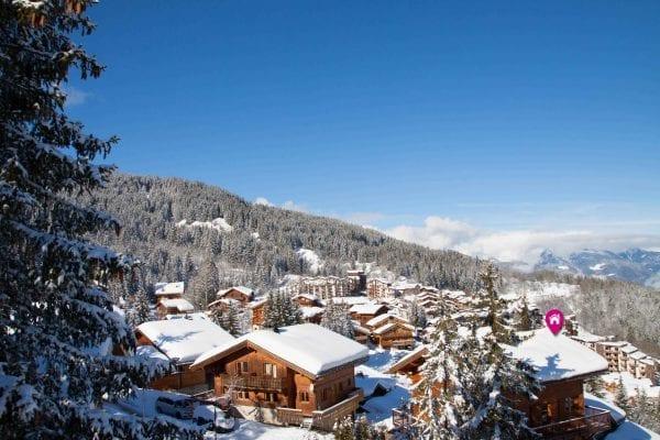 Skichalet 1 Les Trois Vallées – 14-16 pers.