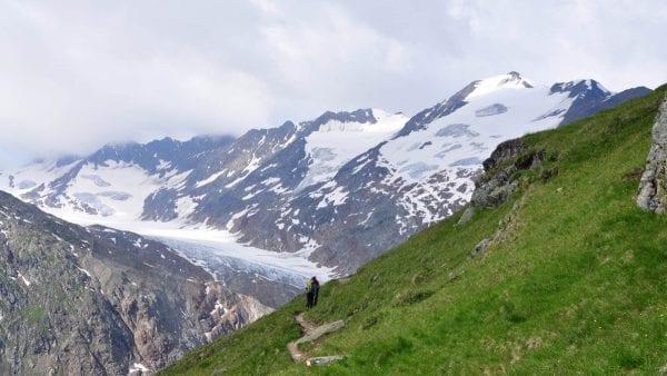 Ötztaler Trekking met Wildspitze