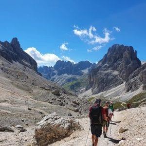 Actieve bergwandelreizen